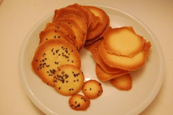 童年的鸡蛋饼干的做法
