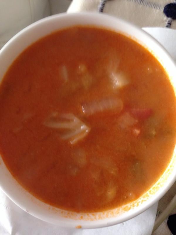罗宋汤的做法