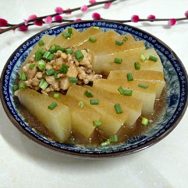 小圆的特色的肉未蒸美食做法的v特色成果照_豆黄埔军校东瓜厨房图片