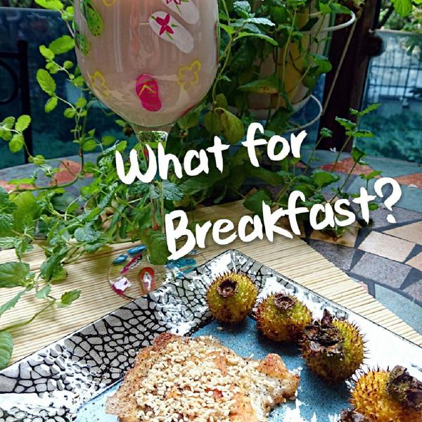 早餐吃什么?营养!的做法