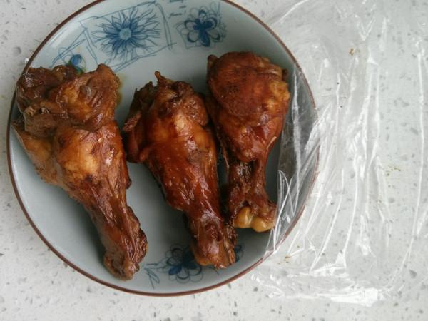 卤鸡腿的做法