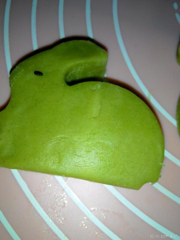 【抹茶饼干】曾获奖无数的配方。国外烘焙店的镇店之宝的做法