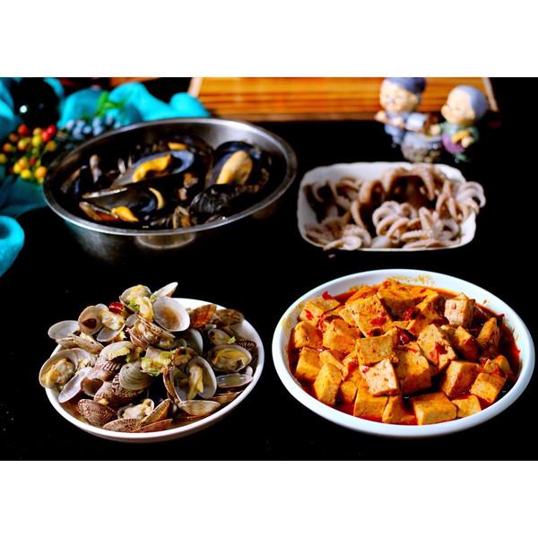 海虹(两吃)#厨此之外,锦享美味#的做法