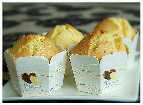 南瓜麦芬杯子蛋糕的做法