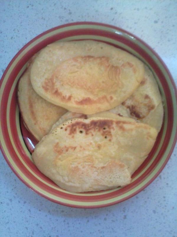酸奶玉米煎饼的做法