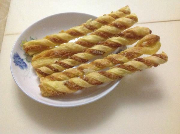 起酥椰蓉条的做法