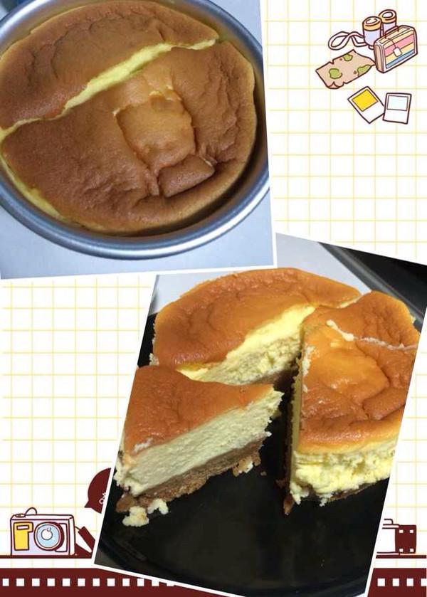 热烤野莓芝士蛋糕的做法
