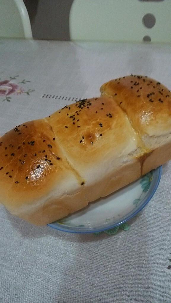 奶油吐司面包的做法