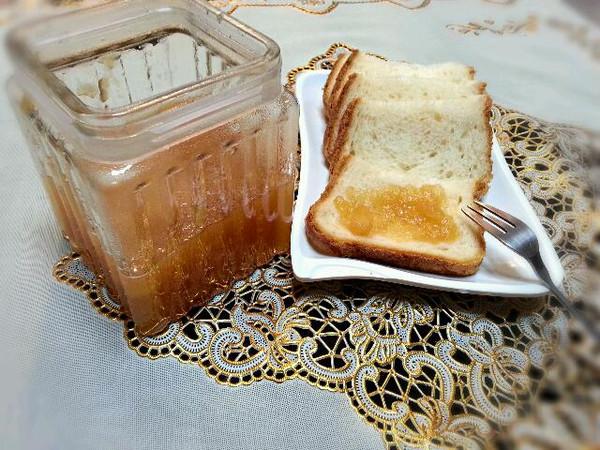 面包机版苹果果酱的做法