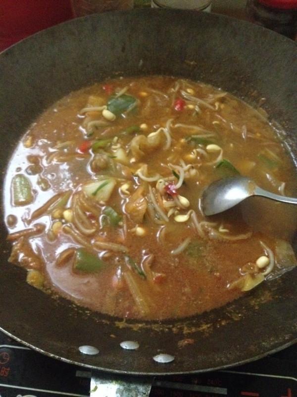 韩国泡菜汤的做法