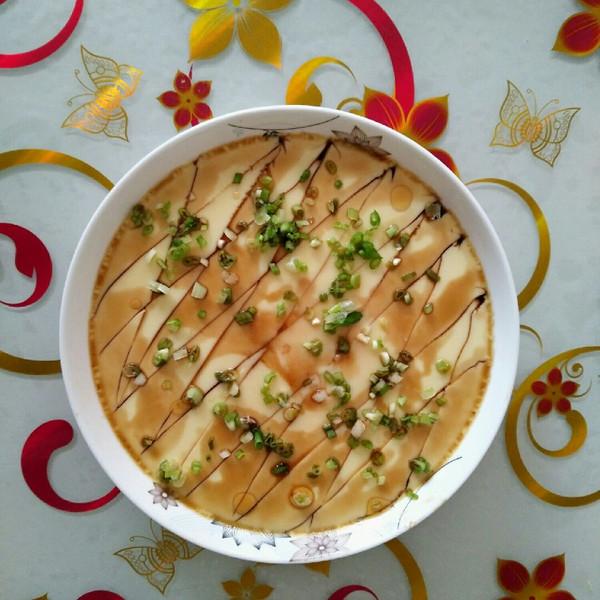 蒸蛋羹——怎么做鸡蛋羹才会嫩的做法