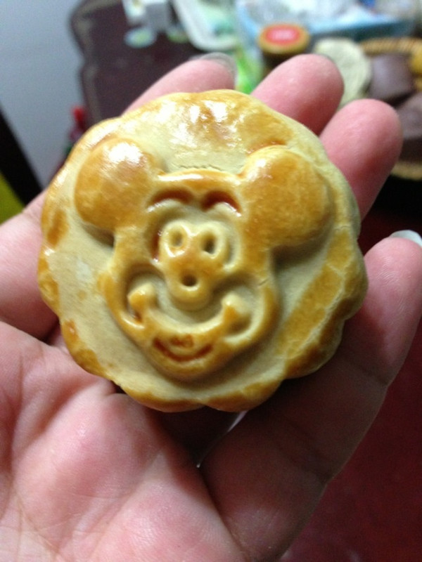 广式五仁月饼(超详细步骤图)的做法