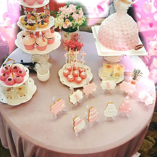 吃货家lily的生日甜品台做法的学习成果照_豆果美食