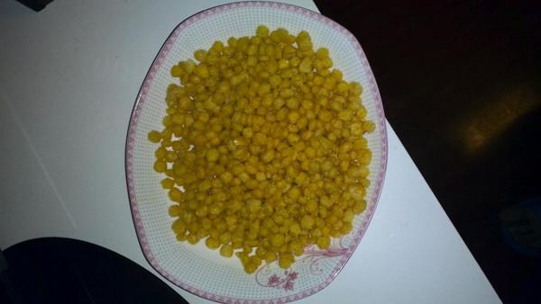 香煎玉米烙的做法