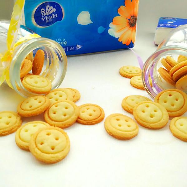 纽扣饼干#维达烘焙私房班-第三课#的做法