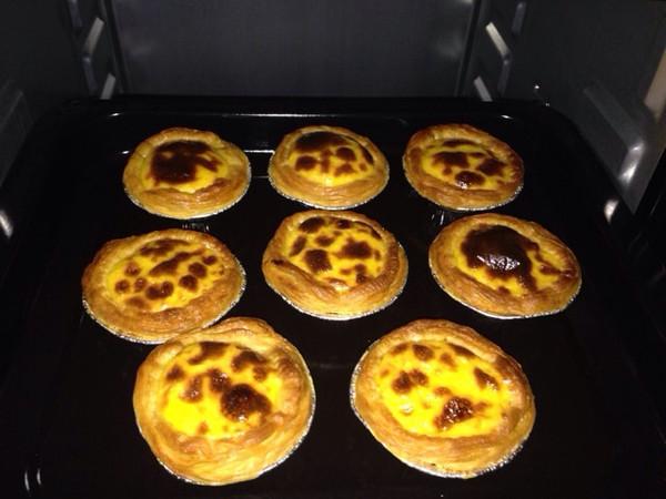 新手烘焙第一课,美味葡式蛋挞的做法
