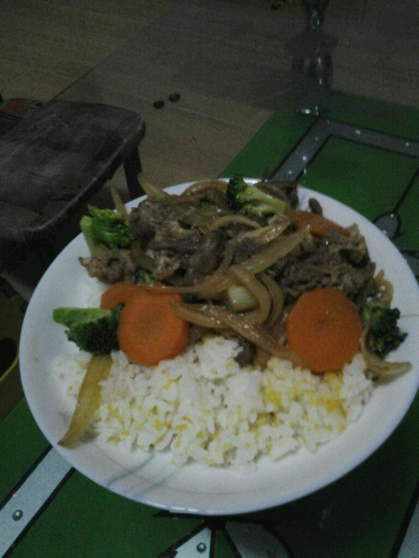 吉野家牛肉饭的做法