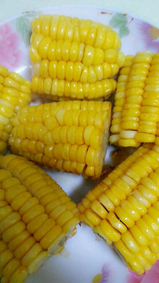 奶油玉米棒的做法