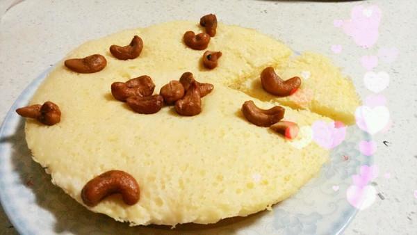 超详细的鸡蛋糕(蒸锅版)-拯救木有烤箱的筒子们的做法