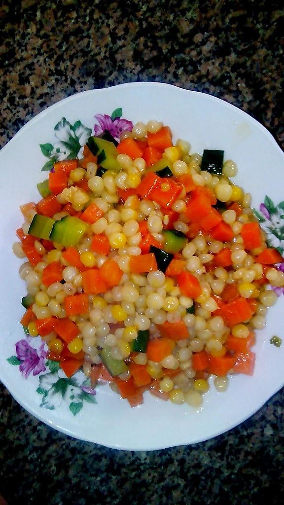 清炒甜玉米粒~的做法