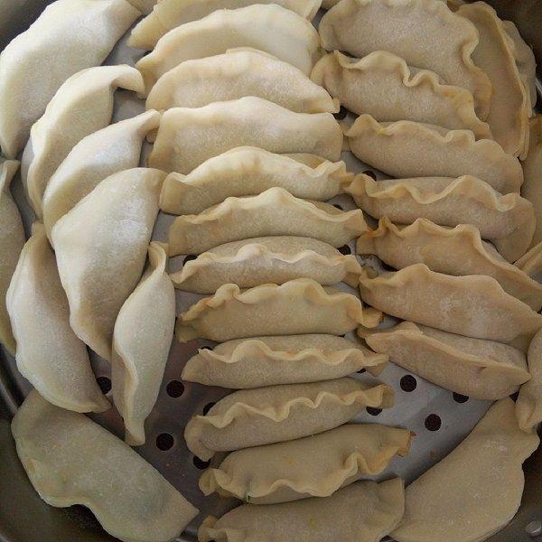 教你史上最简单饺子包法