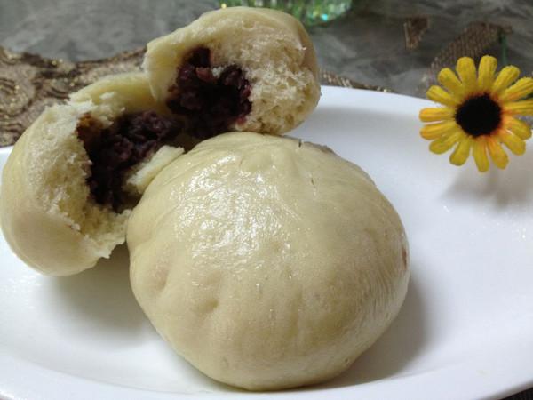 紫薯包的做法