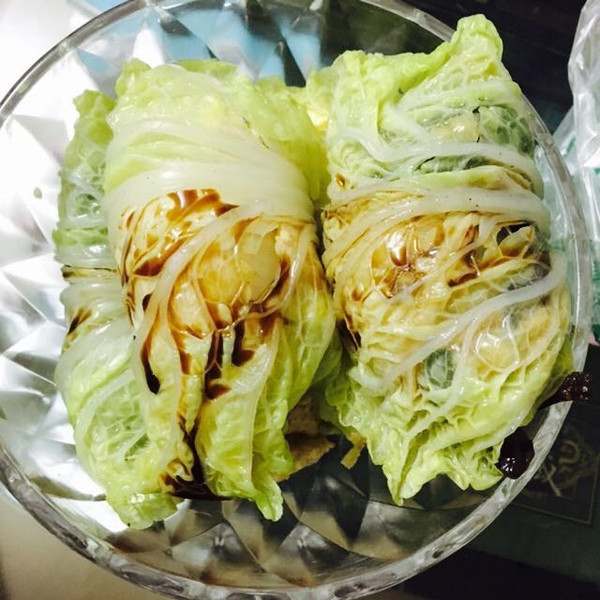 Unique包菜卷的做法