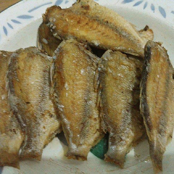 yixuexinyu的香煎平鱼成果的v平鱼做法照的清淡好吃家常菜图片