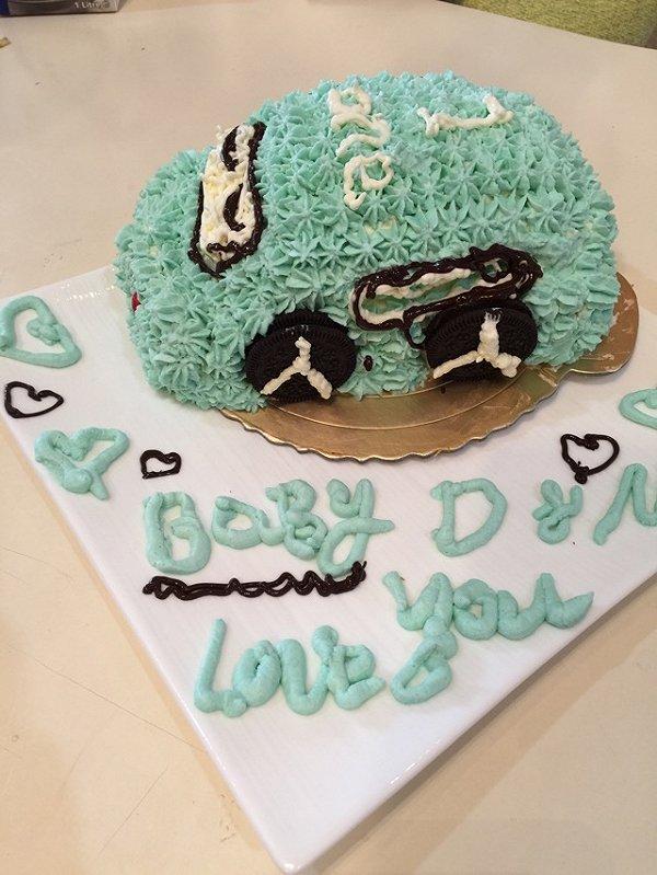 晚餐 生日蛋糕 儿子/儿子一岁生日蛋糕,他也许会不记得,但妈妈觉得是永恒的记忆