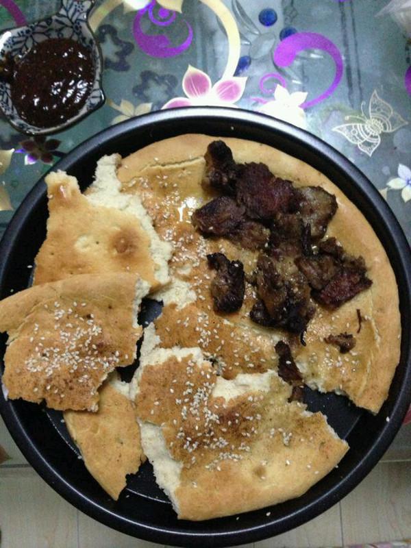 新疆烤馕的做法