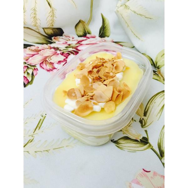 可爱豆豆ai寿司的榴莲千层 做法的学习成果照_豆果美食