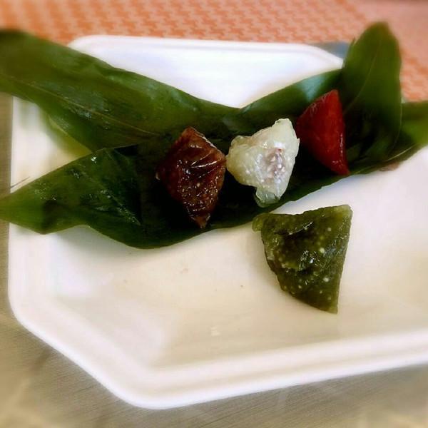 水晶西米粽子的做法