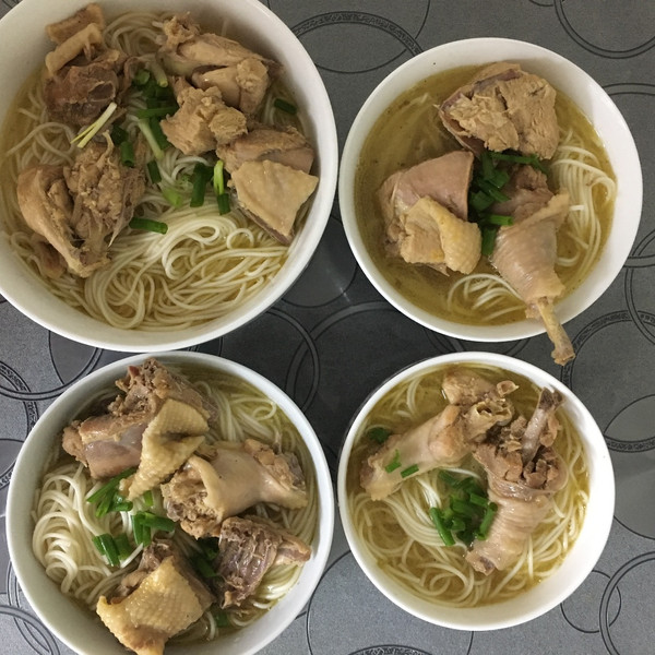 琪哥鸡汤菜的私房挂面做法的v鸡汤成果照午餐肉小朋友可以吃吗图片
