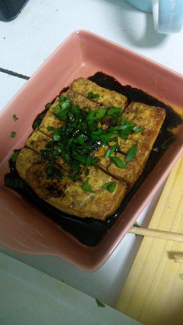 秘制豆腐的做法