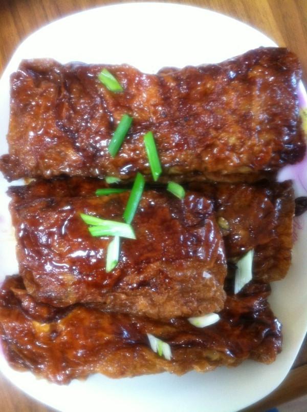 豆腐衣包肉的做法