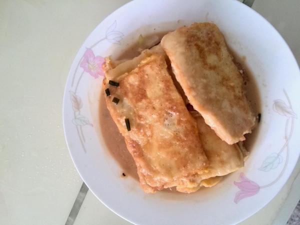 香辣铁板豆腐的做法