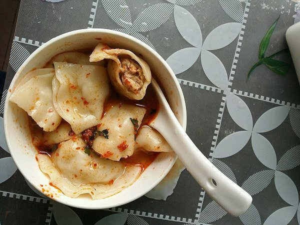 猪肉大葱饺子的做法