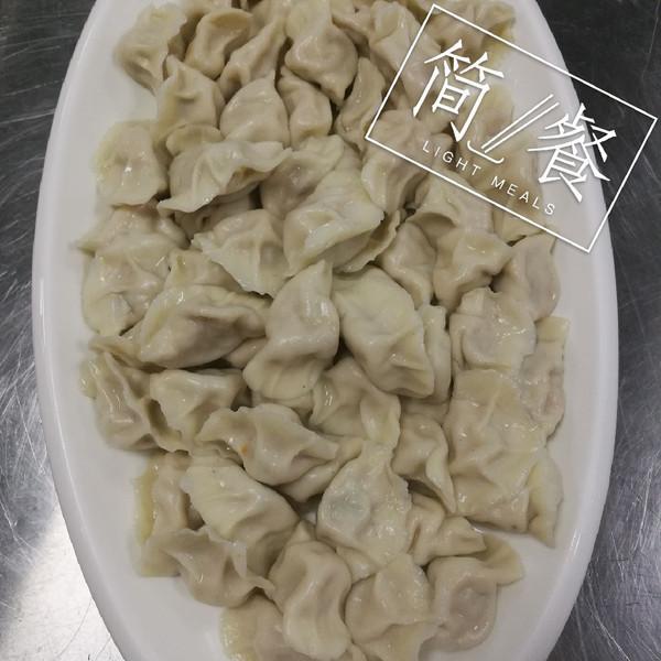 晨膳家常录的面粉猪肉饮食饺白菜的v家常做法1勺成果多少克图片