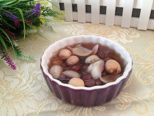红豆百合莲子羹 - 孩童的记忆的做法