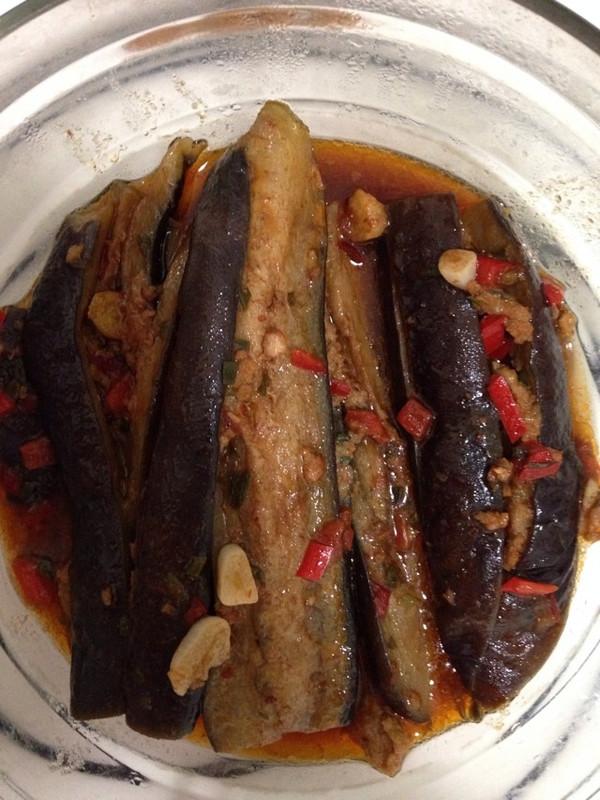 鱼香扒全茄 的做法