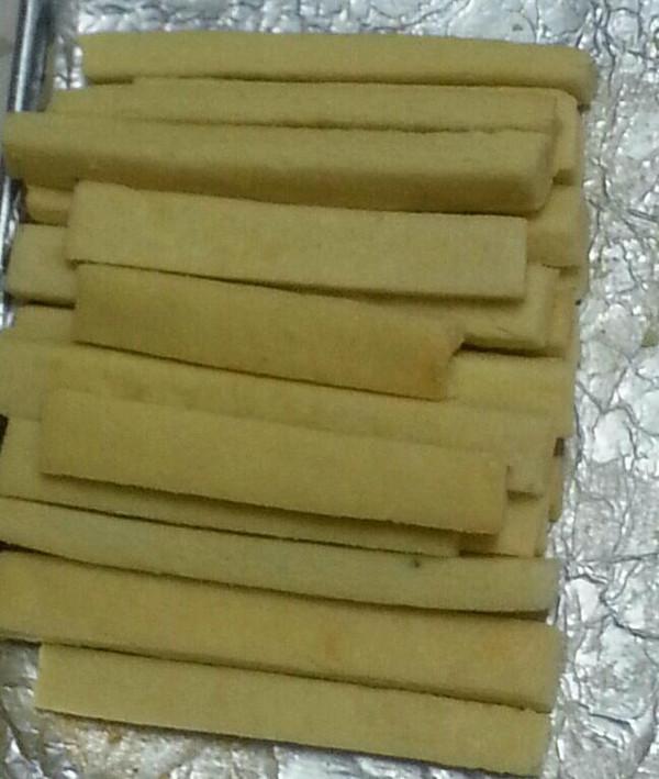 香浓炼乳棒饼干的做法