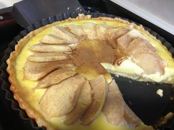 苹果派 甜点 烘培的做法