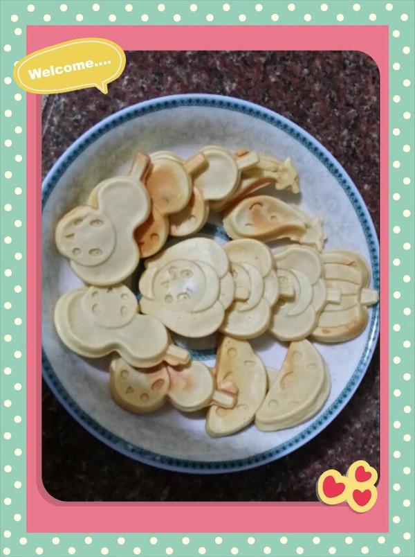 奶香饼干的做法