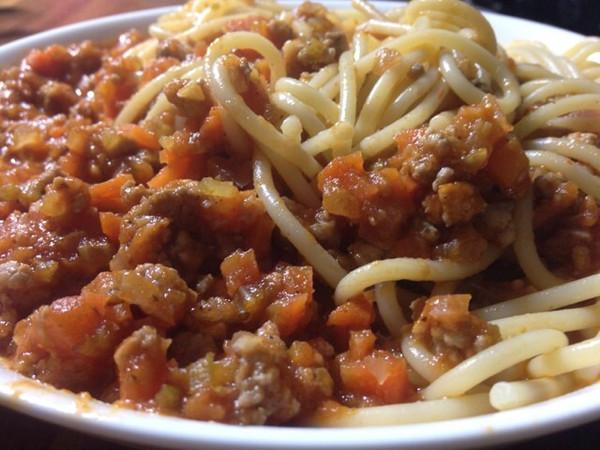 川味鲜虾意大利面的做法