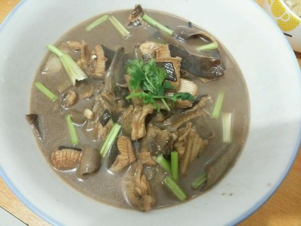 老板鱼炖豆腐的做法