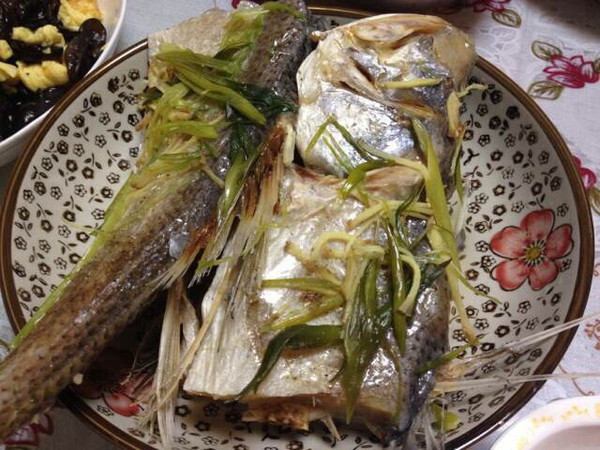 广式清蒸鱼的做法