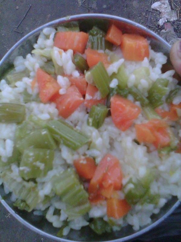 懒人滴电饭锅焖饭的做法