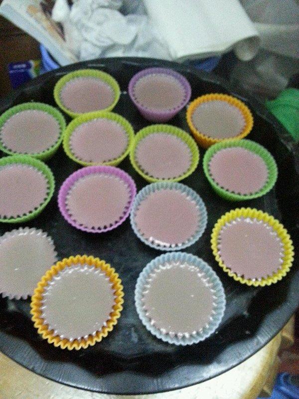 泰式椰汁糕的做法