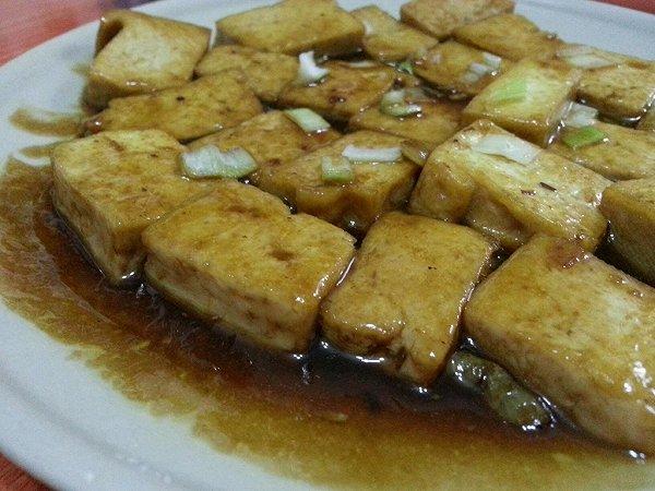 红烧豆腐的做法