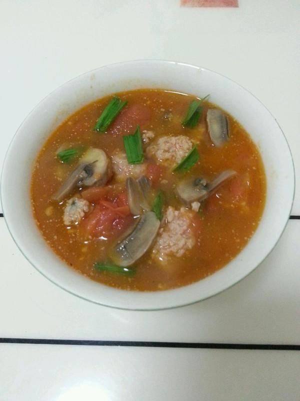 田园蔬菜养生汤的做法